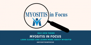 Join MSU and get involved in promoting awareness of myositis