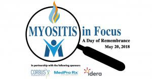 Join MSU on May 20, 2018 as we honor and remember those we have lost to myositis