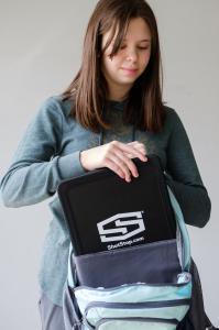 Level III bulletproof backpack insert