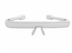 PEGASI Light Therapy Smart Glasses (Frontview)