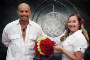 Yola and Ruben Consa are passionate educators with an established following, deep floral arts credentials and a growing student base.