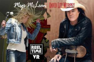 Megs & David Lee Murphy