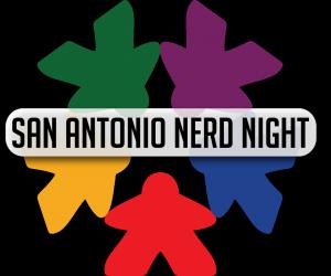 San Antonio Nerd Night Logo