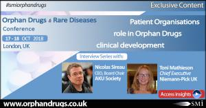 Orphan Drugs and Rare Diseases Interview