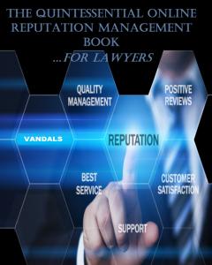 Terik Hashmi, consultant for Attorney Reputation Management (ORM)