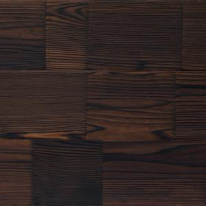 CHOCHOL shou sugi ban charred western red cedar by reSAWN