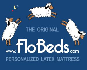 FloBeds Personalized Latex Mattress