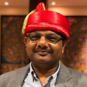 Vinod Ramchandra Jadhav rotary charity award
