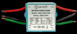 Devtech M2M Premium – TMOV based SPD (Surge Protection Device)