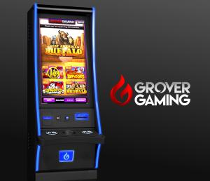 Grover Gaming's newest electronic pull-tab device for North Dakota.