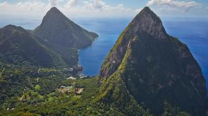 Luxury Vacation Rentals St Lucia