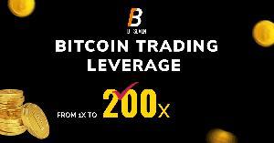 Bitcoin leveraged trade