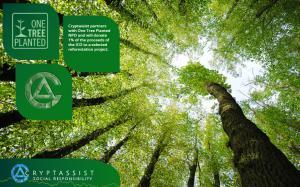 Cryptassist tree planted climate change