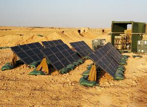 Alternative Energy System deployed