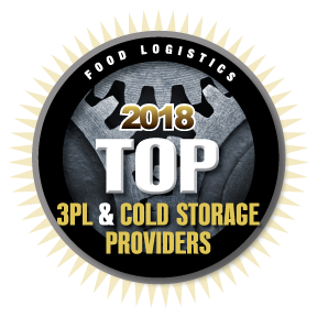 Keller Logistics Group Receives Top 3PL Recognition Again From Food Logistics Magazine