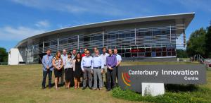 ANCON Team in Canterbury