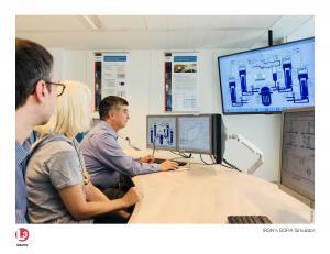 IRSN's SOFIA Simulator