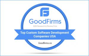 Top Custom Software Development Companies USA