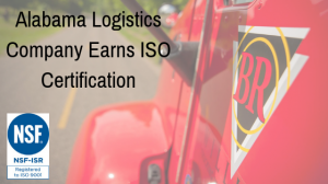 Logistics Company Earns ISO Certification