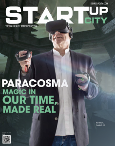 "Paracosma Recognized as one of ""15 Most Promising Virtual Reality Startups 2018"" (high resolution)"
