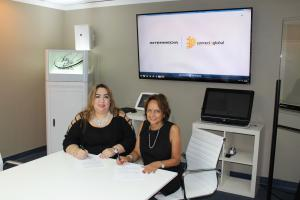 Intermedia Touch partnership with Connect 2 Global