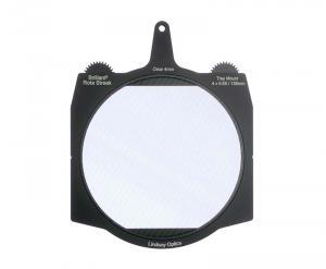 Lindsey Optics Brilliant² 4mm Clear Rota-Streak Filter fits in 4x5.65 matte boxes