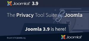 V 3.9 of Joomla
