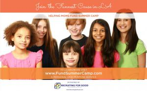 We're Using Recruiting for Good to Help Moms Fund Summer Camp