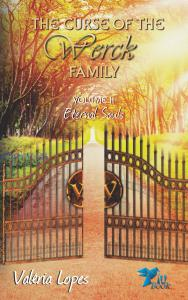 """Book Cover """"The Curse of the Werck Family, volume 2: Eternal Souls"""""""