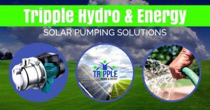 Solar Pumps; solar water pumps; hybrid solar pumps; grundfos solar pumps; dab solar pumps; leo solar pumps; pumpman solar pumps; Omega solar pumps