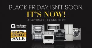 Appliances Connection Black Friday Sale