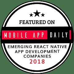 top react native app development companies