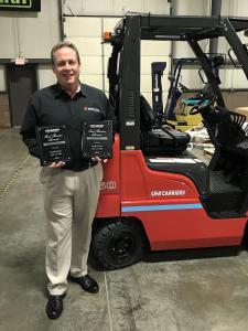 Tri-Lift NC inc Forklift dealer awards
