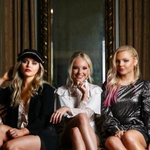 Southern Halo - Hannah, Natalia and Christina Morris