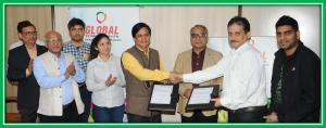 L-R: Dr. K.K. Maurya, Dr. R.P. Pant, Mr. Asim Dash, Mrs. Shivangi Sharma, Dr. Nahar Singh, Dr. D.K. Aswal, Mr Umesh Gupta, Mr. Sachin Kumar