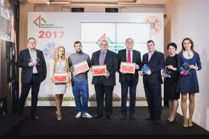 The Best Bulgarian Company of the Year Award Winners