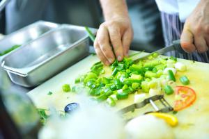 Learn how to maintain a food-safe kitchen