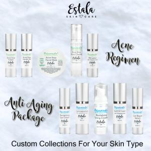 Estala Skin Care Complete Skin Care Line