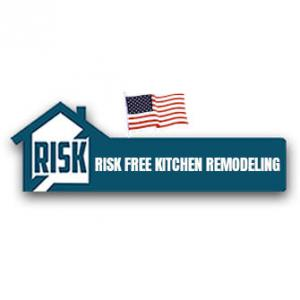 Risk Free Kitchen Remodeling Boston Logo