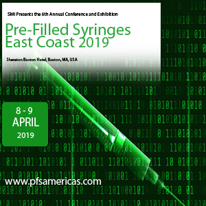 SMi's Pre-Filled Syringes East Coast USA Annual Conference 2019