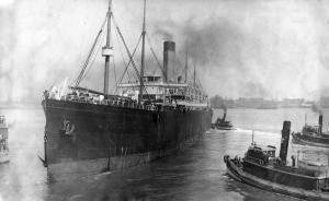 "RMS Republic, ""The Millionaires' Ship"""