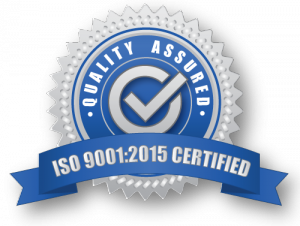 Superior Business Solutions is ISO 9001:2015 Certified