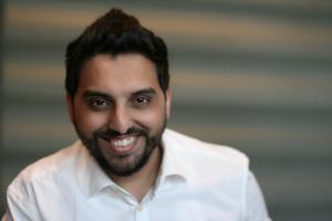 Atif Rafiq, cofounder, Qafila