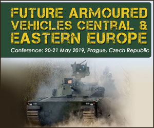 Future Armoured Vehicles Central and Eastern Europe Conference  2019