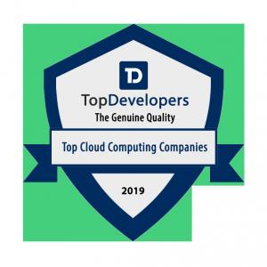 The Top Cloud Application Development Companies 2019