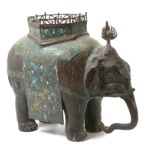 Auction item of Elephant