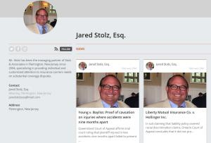 News about Attorney Jared E Stolz