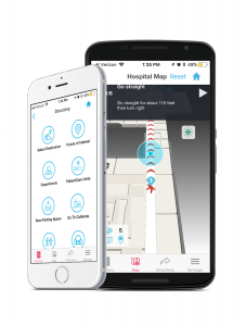 Hospital GPS Smartphone App - Connexient