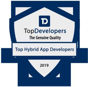 Top Hybrid App Development Firms for 2019