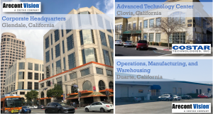 Arecont Vision Costar Expands California Footprint